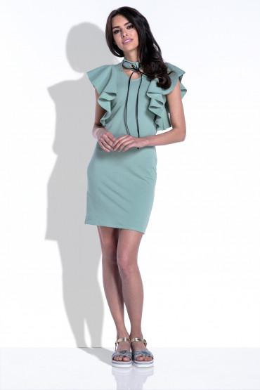 Sukienka F412