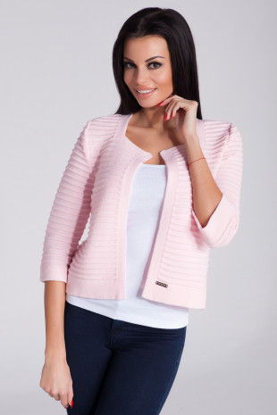 Knitted jacket F261