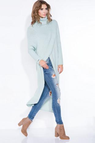 Long sweater F343