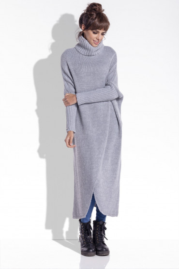 Long sweater F343