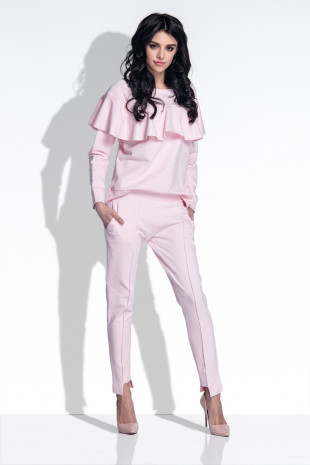 Blouse and trousers F386