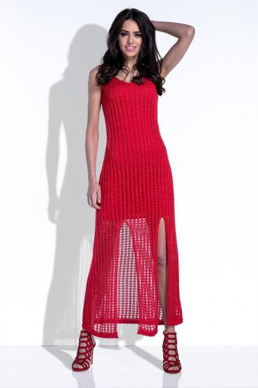 Sukienka F413