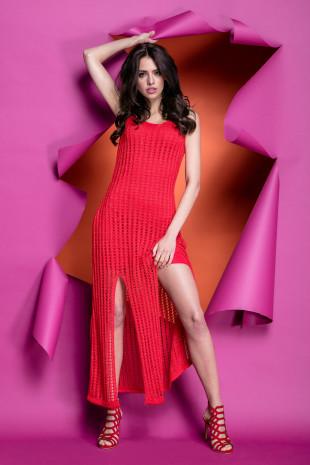 Dress F413