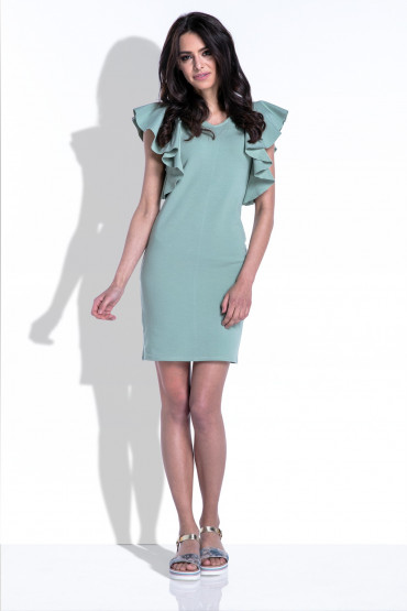 Sukienka F420