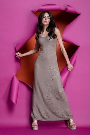 Dress F418