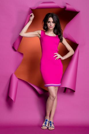 Dress F419