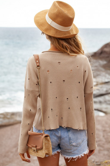 Sweter I293