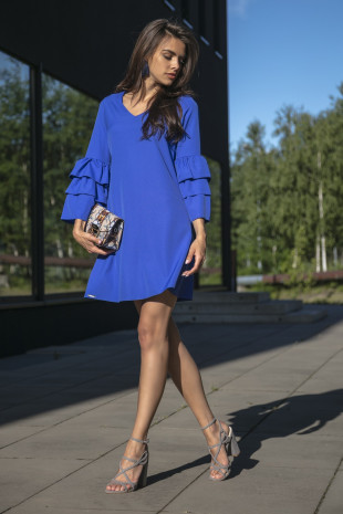 Sukienka F539