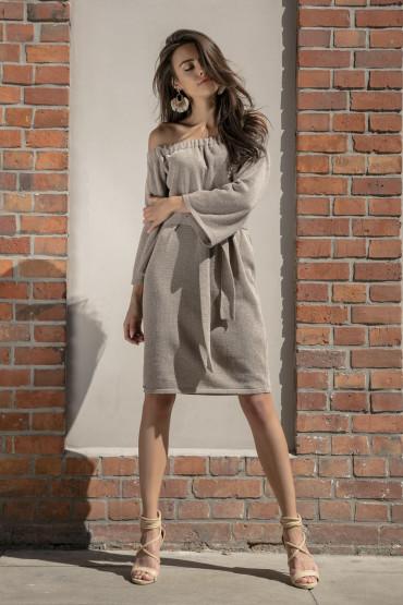Sukienka F545