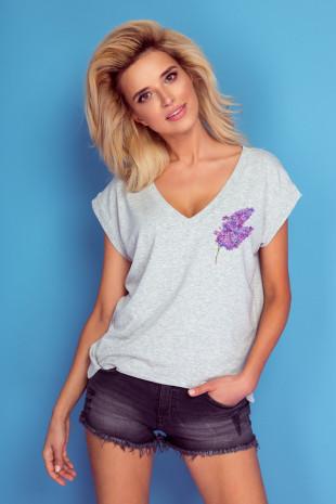 Bluzka Lilac K193