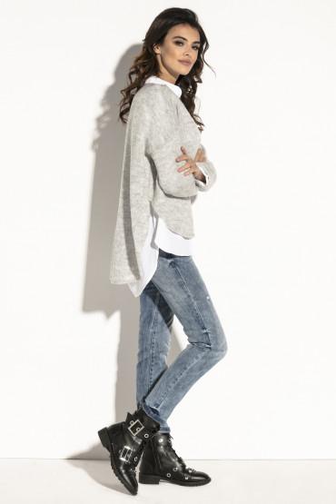 Sweter F585