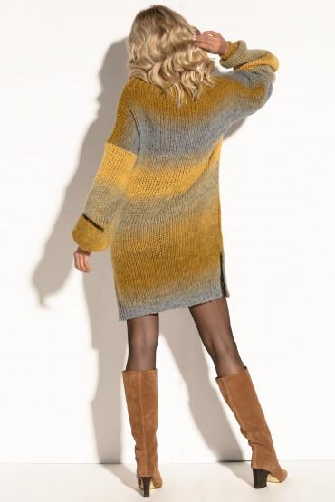 Woll dress F582