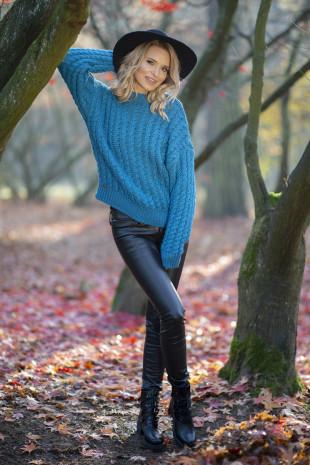 Sweter F591