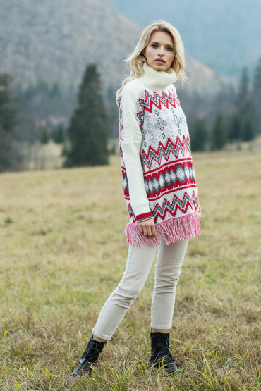Sweter F604