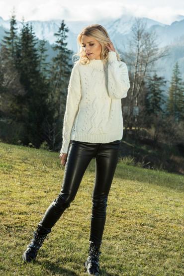 Sweter F605