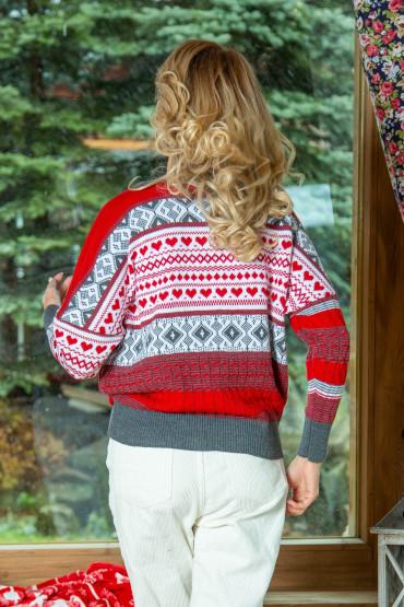 Sweter F609