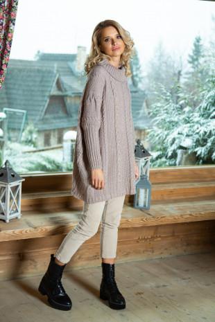Sweter F618