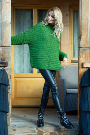 Sweter F607