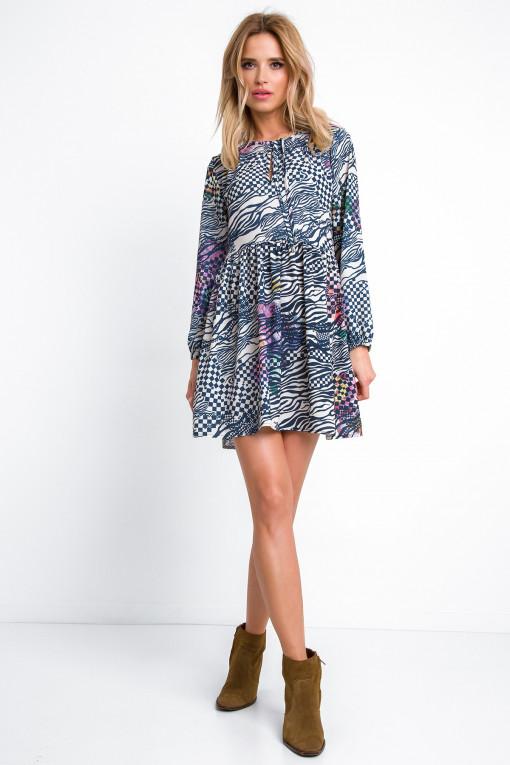 Sukienka F690