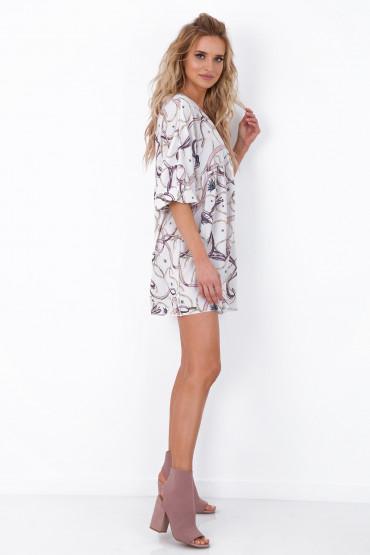 Sukienka F673