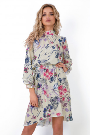 Sukienka F676