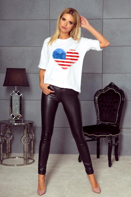 Bluzka Love America K320