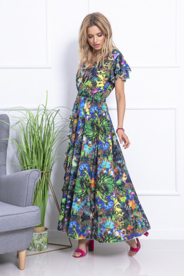 Sukienka F712