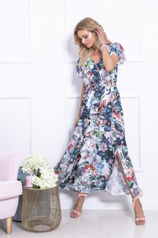 Sukienka F718