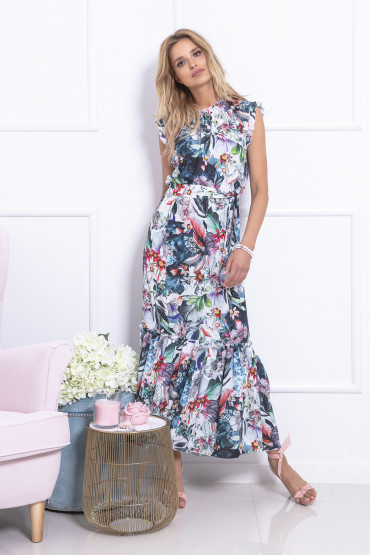 Sukienka F722