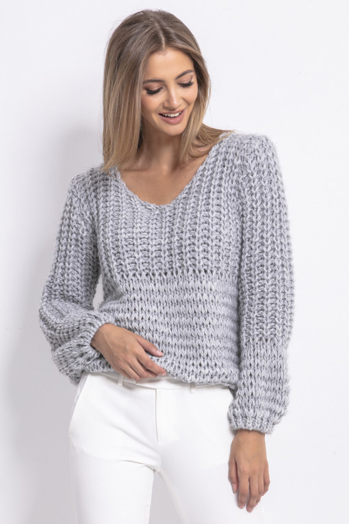 Sweter Chunky Knit F760
