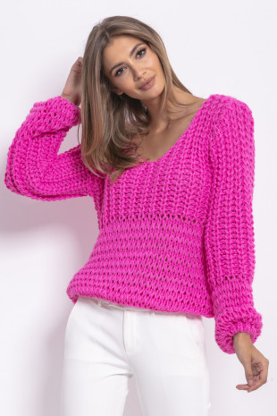 Sweater Chunky Knit F760