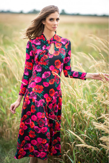 Sukienka Redflower F753