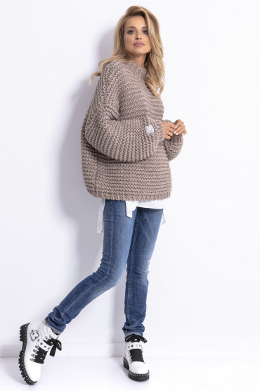 Sweter CHUNKY KNIT F790