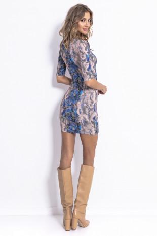 Sukienka F801