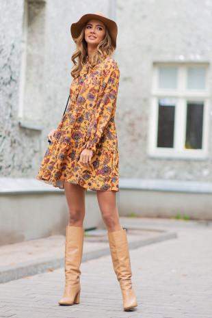 Sukienka F806