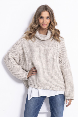 Sweter F811