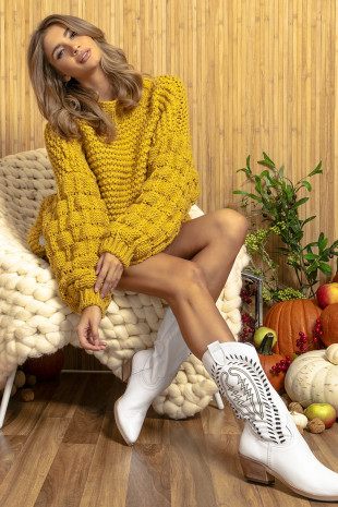 Sweter CHUNKY KNIT F810