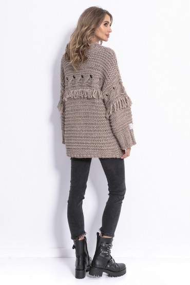 Sweter CHUNKY KNIT F820