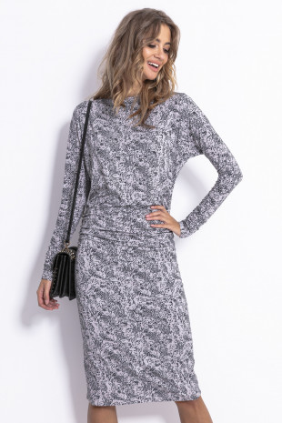 Sukienka F819
