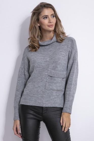 Sweter F834