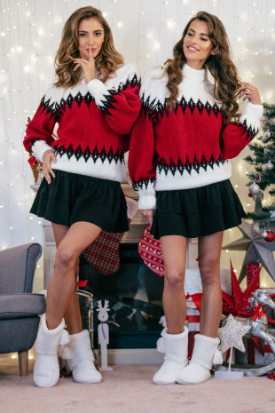 Sweter F851