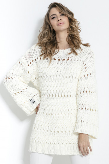 Sweter Chunky Knit F862