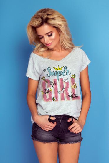 Bluzka Super Girl K362