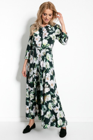 Maxi sukienka F894