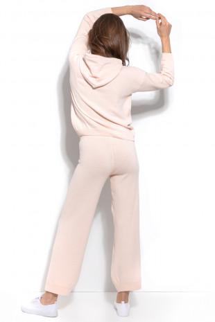 Komplet bluza z kapturem i spodnie F935