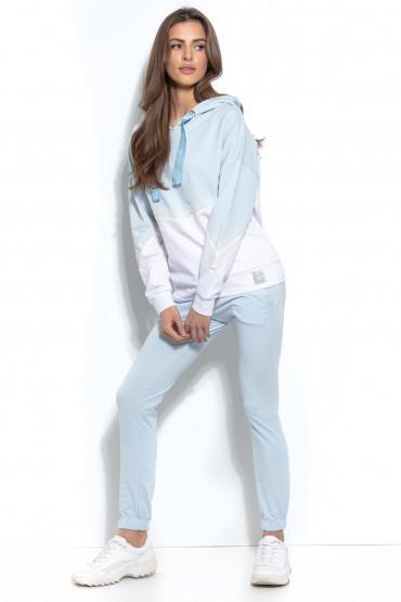 Bluza z koronką F937