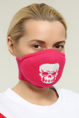 Maska ochronna Pink Cranium