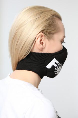 Maska ochronna Black Virus