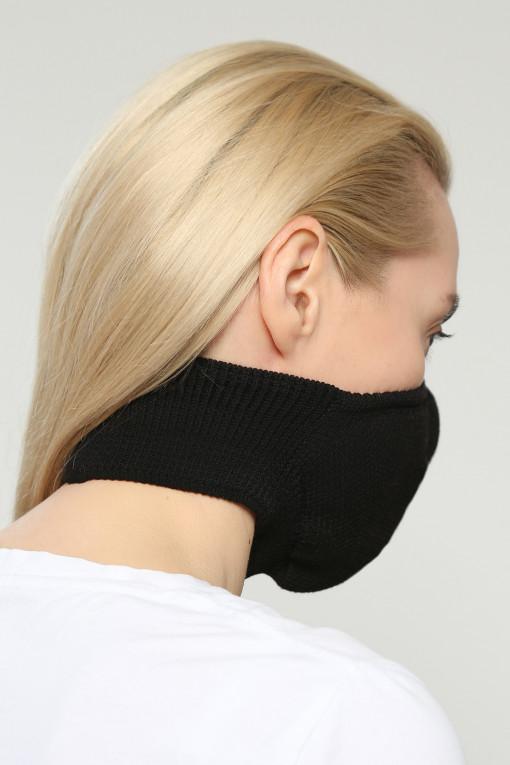 Maska ochronna Black