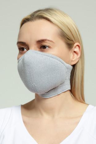 Maska ochronna Grey